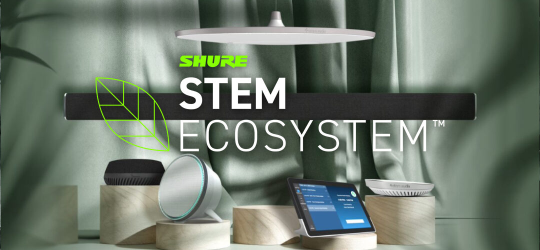 Shure – Stem Ecosystem termékek